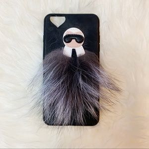 Accessories - Karl Lagerfeld iPhone 6 Plus Phone Case